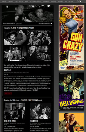 Noir City Film Festival - San Francisco